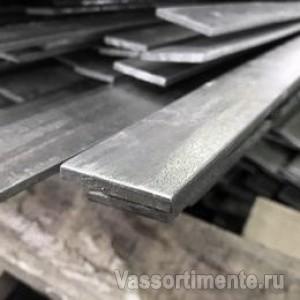 Полоса стальная 30х8 мм L=6 м 09г2с ГОСТ 103-2006