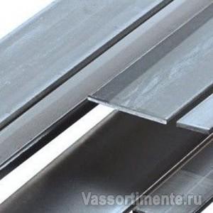 Полоса стальная 40х5 мм L=6 м 09г2с ГОСТ 103-2006