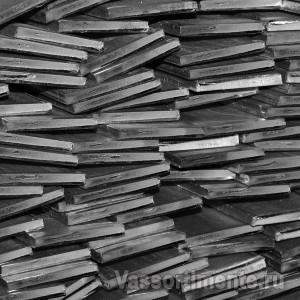 Полоса стальная 80х10 мм L=6 м 09г2с ГОСТ 103-2006