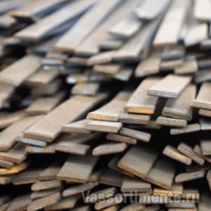 Полоса стальная 80х4 мм L=6 м 09г2с ГОСТ 103-2006