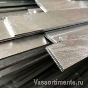 Полоса стальная 20х6 мм L=6 м 30ХГСА ГОСТ 103-2006