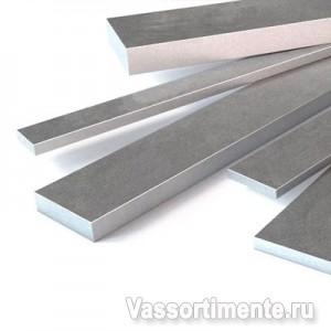 Полоса стальная 80х6 мм L=6 м ст. 45 ГОСТ 103-2006