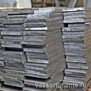 Полоса стальная 40х2 мм L=6 м У7 ГОСТ 103-2006