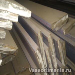 Полоса стальная 75х4 мм L=6 м У7 ГОСТ 103-2006