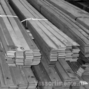 Полоса стальная 30х5 мм L=6 м ст. 20 ГОСТ 103-2006