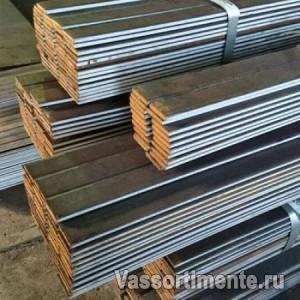 Полоса стальная 75х10 мм L=6 м 65Г ГОСТ 103-2006