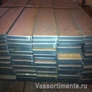 Полоса стальная 80х4 мм L=6 м 65Г ГОСТ 103-2006