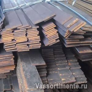 Полоса стальная 100х2 мм L=6 м ст. 40 ГОСТ 103-2006